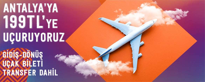Yurtiçi Uçak Kampanyası