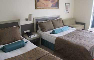 Ambrosia Hotel Beach Spa