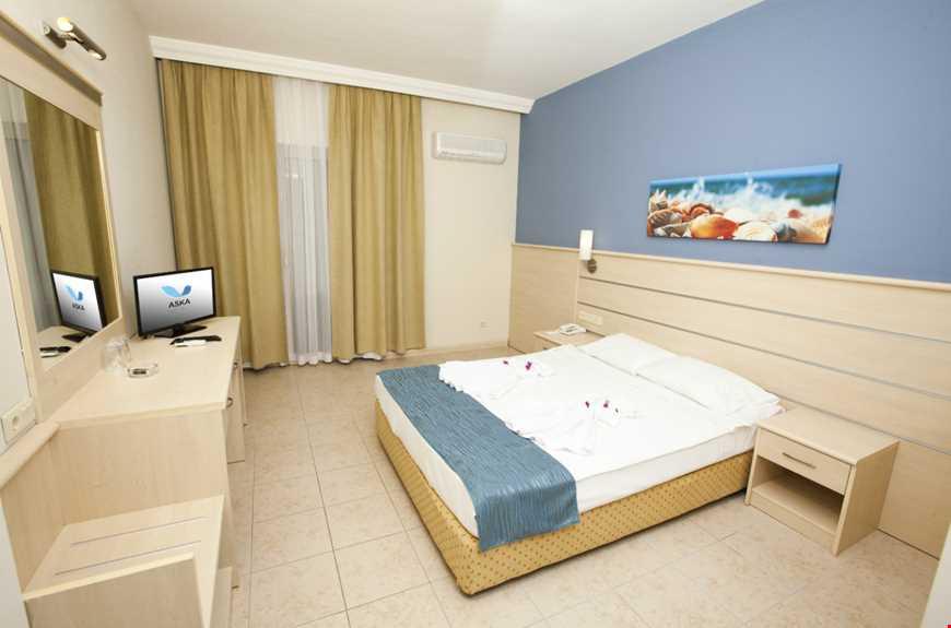 Standart Oda, 22 m2 genişliğindedir.