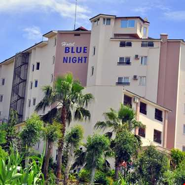 Blue Night Hotel