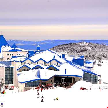 Bof Hotels Uludağ Ski Convention Resort