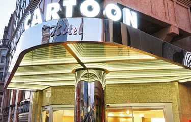 Cartoon Hotel Taksim