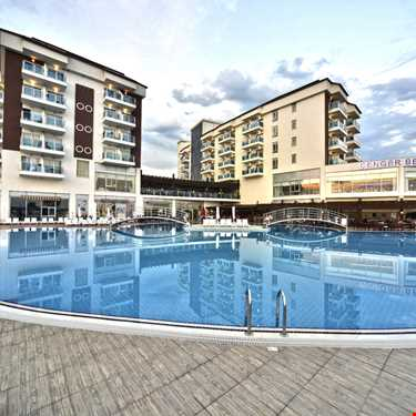 Çenger Beach Resort Spa Hotel