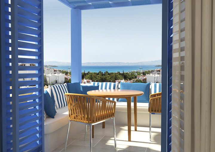 Club mavi hotel apart bodrum otelleri touristica for Corse appart hotel