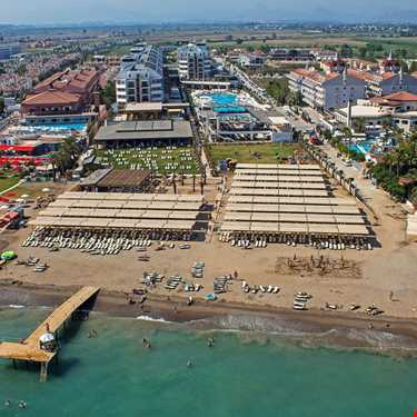 Crystal Waterworld Resort Spa Boğazkent