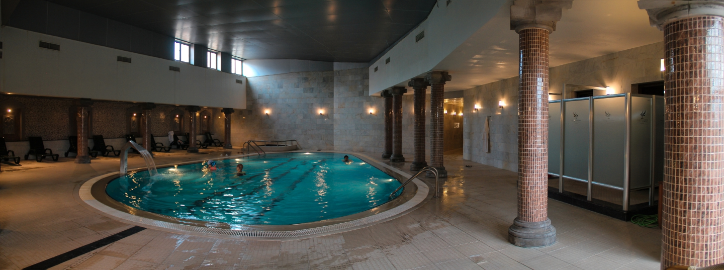 Spa wellness hotel  Dadak Thermal Spa Wellness Hotel - Kozaklı Otelleri | Touristica