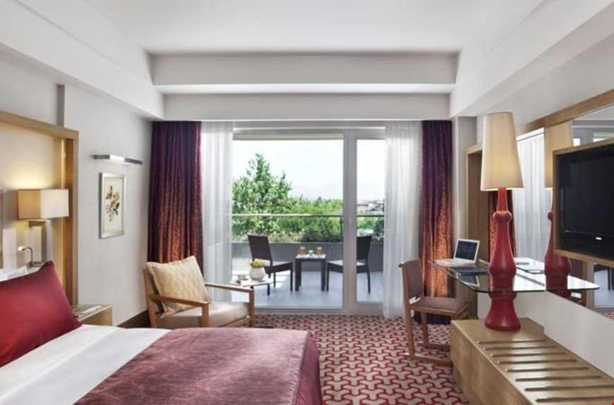 Superior oda,35 m2 genişliğindedir.