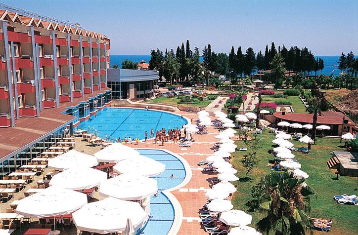 Grand Haber Hotel Kemer Kemer Otelleri Touristica