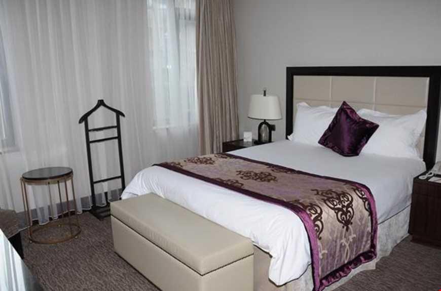 Classic odalar 20 m² büyüklüğündedir. Odalarda çift kişilik tek yatak bulunuyor.
