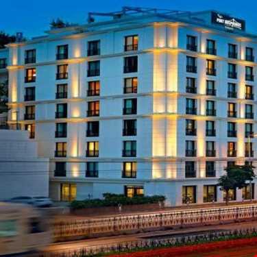 Karaköy Port Bosphorus Hotel