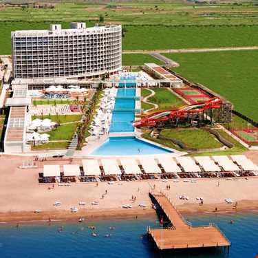 Kervansaray Kundu Beach Hotel