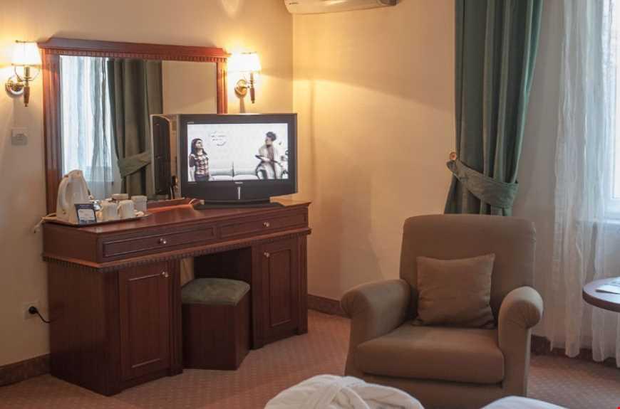 Standart oda,20 m2 genişliğindedir.
