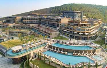 Lujo Hotel Bodrum