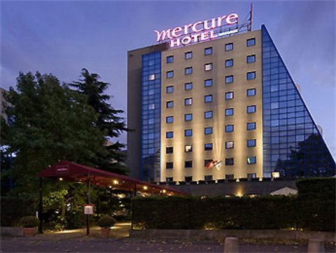 Mercure Porte De pantin vb. PARİS