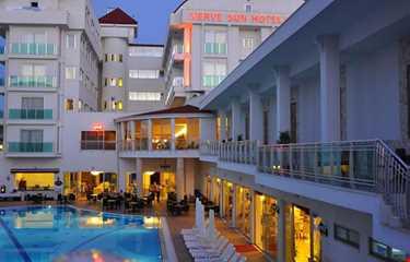 Merve Sun Hotel Spa