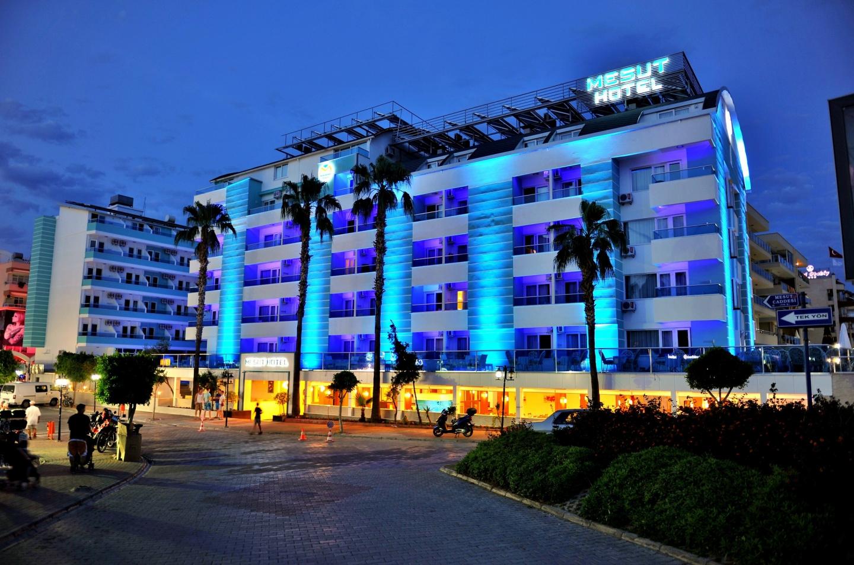 Mesut Hotel - Alanya Otelleri | Touristica
