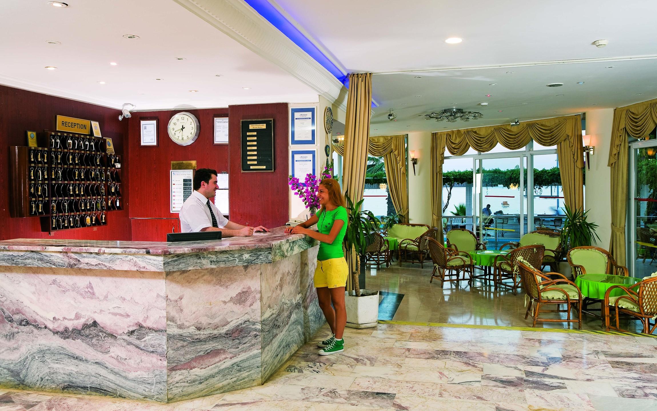 Orion Beach Hotel
