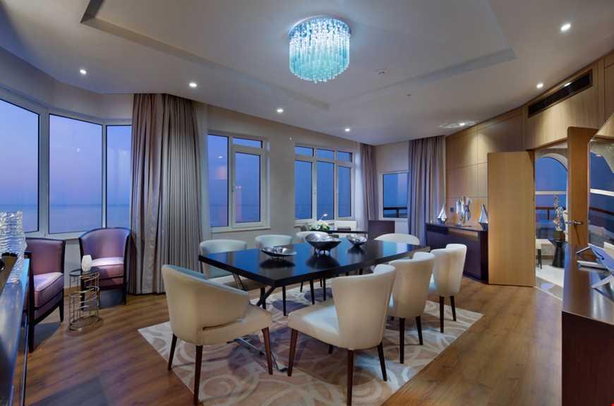 Presidential Dublex Suite