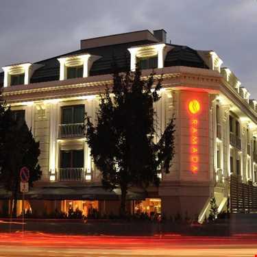 Ramada İstanbul Asia Hotel