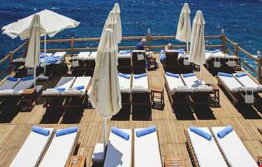 Sea View Hotel Kaş