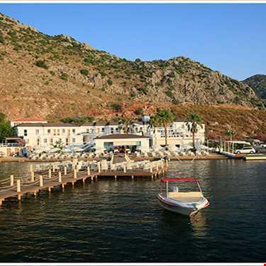 Selimiye Big Posedion Boutique Hotel Yacht Club
