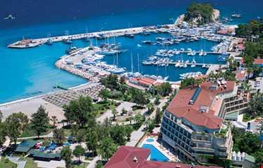 Sensimar Türkiz Kemer Marina Spa