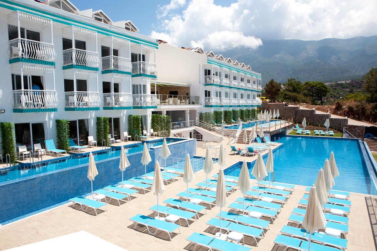Sertil Deluxe Hotel Spa