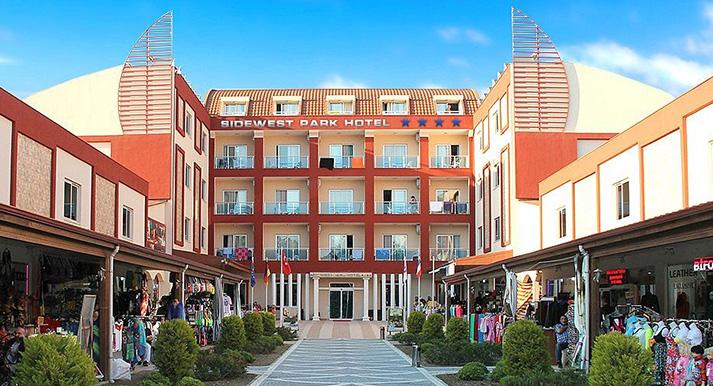 Hotel Side West Park Antalya