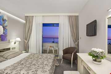 Standart Otel Odası Deniz Manzara