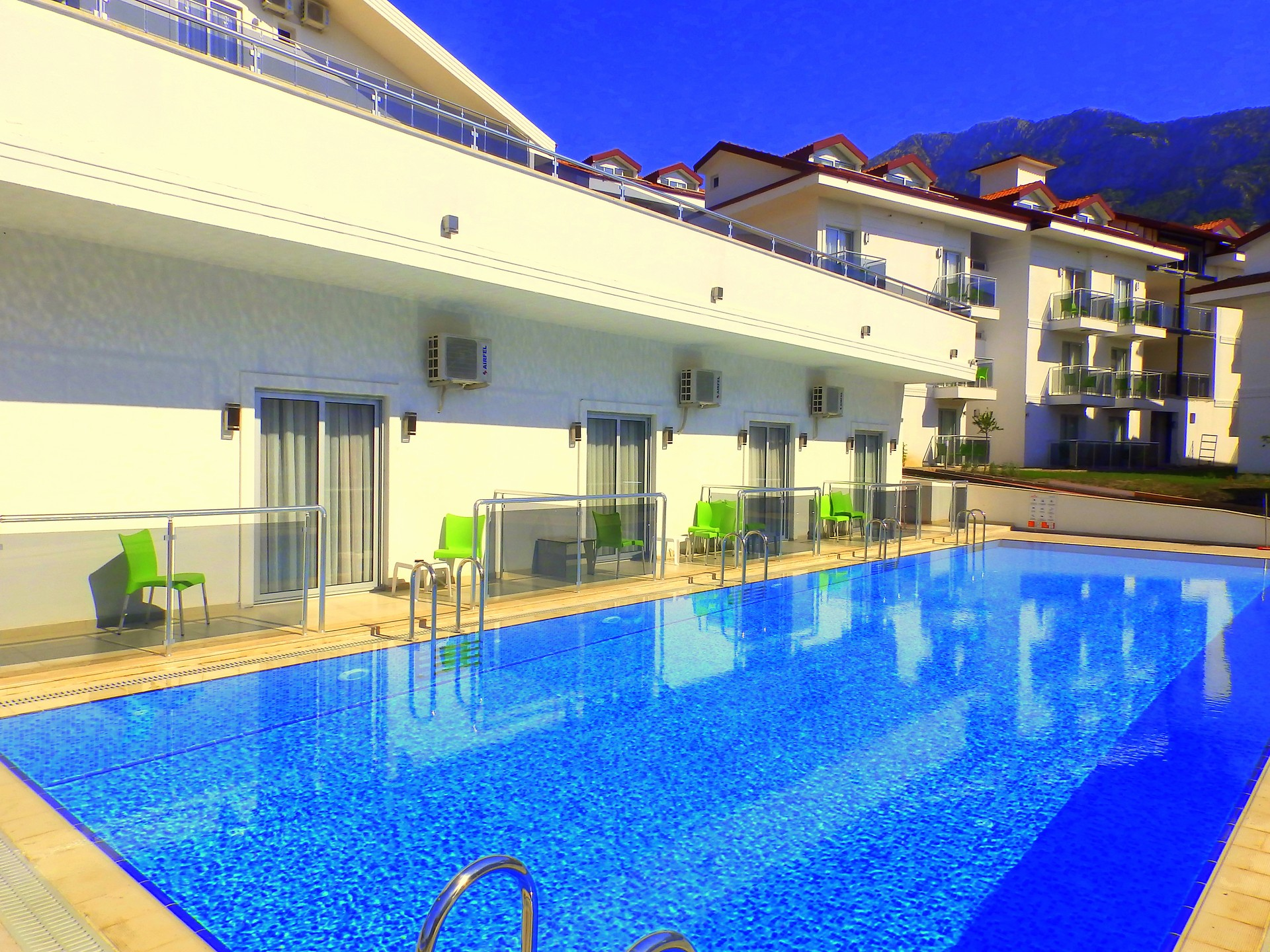 Sunshine Holiday Resort  Fethiye Otelleri  Touristica