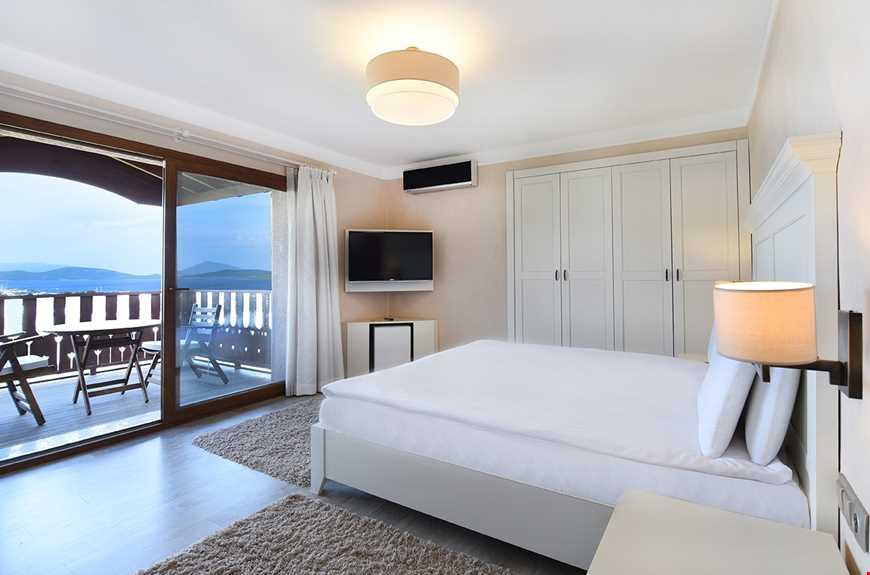 Deluxe Deniz Manzaralı Oda