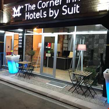 The Corner Inn Hotels By Suit