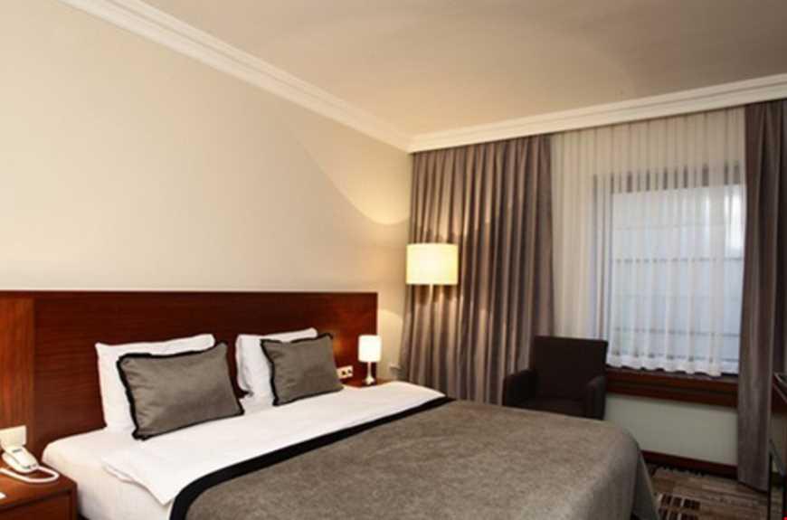 Standart oda,17-21 m2 genişliğindedir.