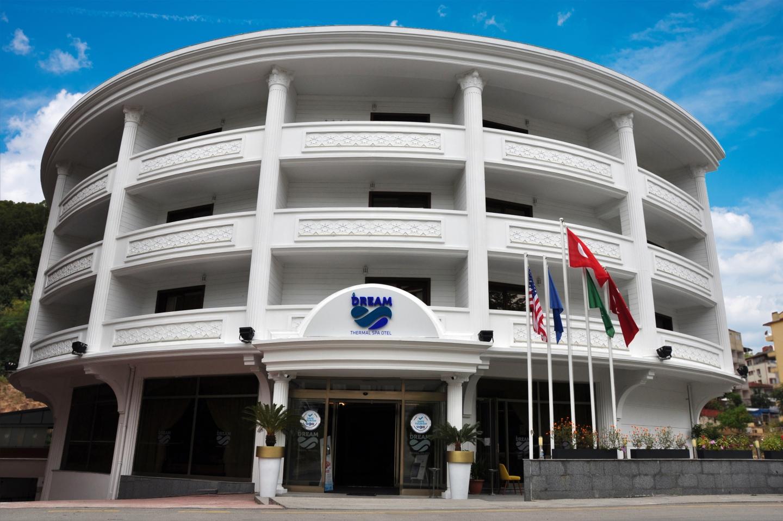 White Tuana Thermal Hotel Spa