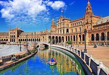 23 Nisan Özel Büyük İspanya ve Endülüs Turu (Barselona gidiş 2019)