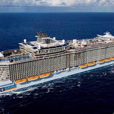0012-Rccl - Allure of the Seas ile Doğu Karayipler 20 Nisan 2019 9n