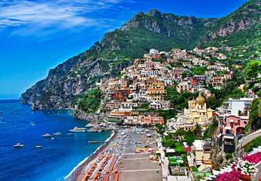 Amalfi Kıyıları & Bari Puglia