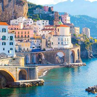 E013-Amalfi Kıyıları Turu / 2019 3n
