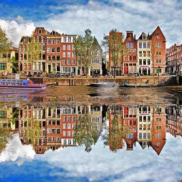 Amsterdam Turu 3 Gece