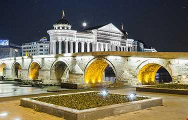 Baştan Başa Balkanlar Turu - Ankara Hareketli