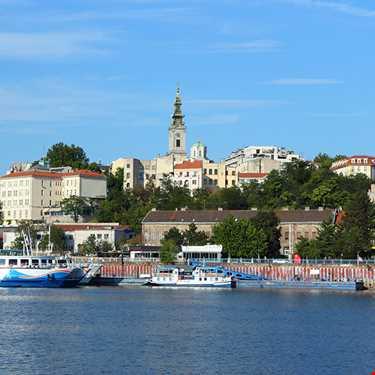 Belgrad Turu Her Cuma Hareketli  4* Hotel Mercure vb. 2 gece