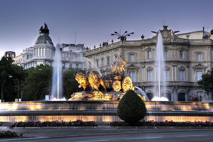 Büyük İspanya ve Endülüs Turu (Barselona gidiş 2019)