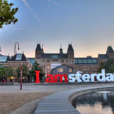 Her Gün Hareketli Amsterdam Turu 4* Corendon City Hotel 3 Gece (2019)