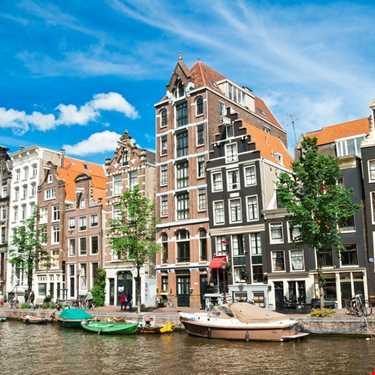 Her Gün Hareketli Amsterdam Turu 4* Corendon Village Hotel 2 Gece (2019)