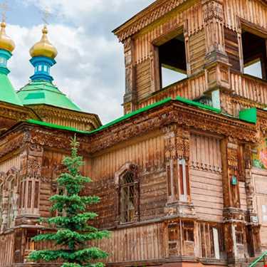 İpek Yolunda 3 Ülke Özbekistan - Kırgızistan - Kazakistan Turu 2019