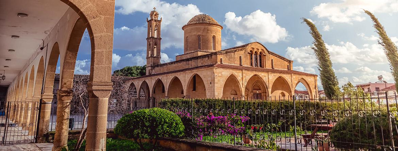İstanbul'dan Kıbrıs Kültür Turu