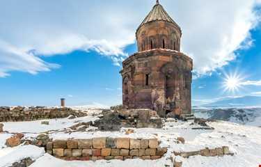 İstanbul'dan Uçaklı Butik Kars Turu (Cuma-Pazar)