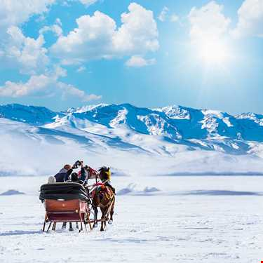 İstanbul'dan Uçaklı Butik Kars Turu (Salı-Perşembe)