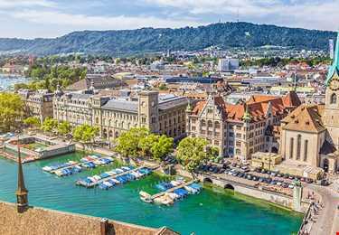 E014-İsviçre Turu / 11 Ağustos 2019 7n
