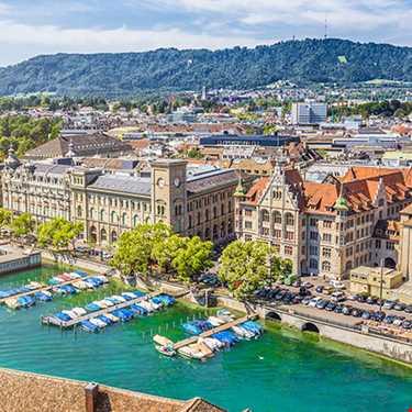 E014-İsviçre Turu / 2019 7n